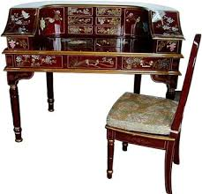 antique style writing desk chinese style writing desk with chair buy office tables product on