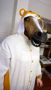 Horse Head Meme - the 11 best ways to wear a horse mask from you re doing i