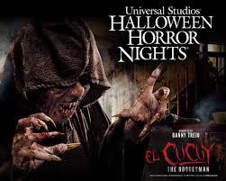 halloween horror nights nightmares behind the thrills el cucuy the boogeyman narrated by danny