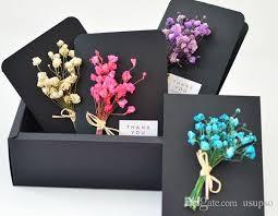 valentine u0027s day card customised south korean flower card birthday