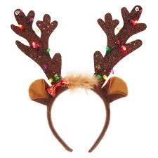 deer headband light up reindeer headband s ca