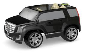 cadillac escalade power wheels cadillac escalade 12 volt ride on black toys
