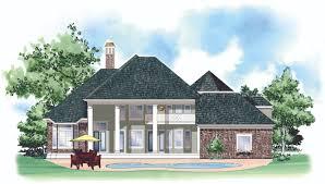 sater designs les tourelles house plan european house plans