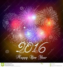 imagenes feliz año nuevo 2016 feliz año nuevo 2016 con el fondo del día de fiesta de los fuegos