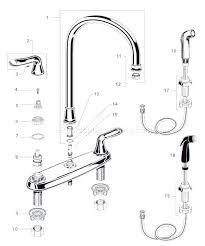 american standard kitchen faucet parts amazing american standard kitchen faucet parts mydts520