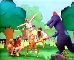 Barney U0026 The Backyard Gang by London Town Barney Wiki Fandom Powered By Wikia