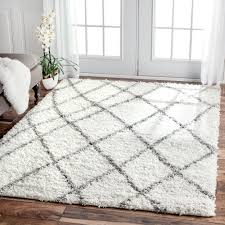 shag rugs ikea rugs cool pattern white shag rug ikea design with glass door and