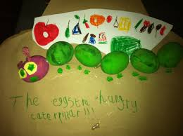 Easter Egg Competition Easter Competition Done By A 4 Year Old A