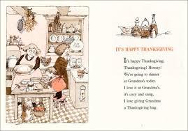 it s thanksgiving prelutsky marylin hafner 9780688004422