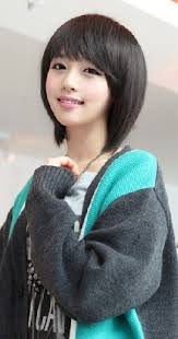 Hairstyles For Round Faced Girls by Cute Asian Hairstyles For Round Faces Short Hairstyle Round Face