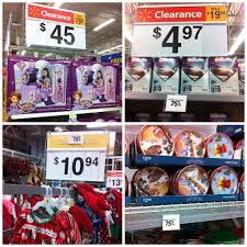 christmas clearance walmart christmas clearance 75 and more