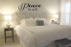 Wall Quotes For Living Room by Peace Be Still Vinyl Wall Quotes For Master Bedroom Or Living Room
