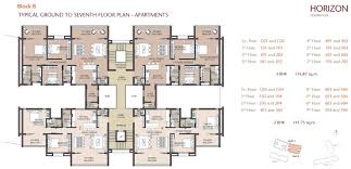 interior awesome modern apartment design plans floor building