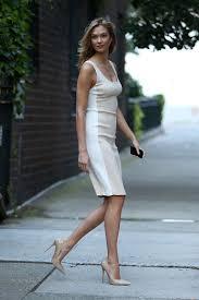 tight dress karlie kloss in tight dress 04 gotceleb