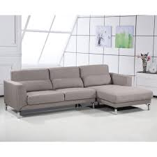 All Modern Sofa by Furniture Harrison Modern Loft Sectional Sofa In Black For Living