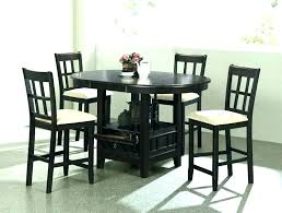 small kitchen table with bar stools counter height kitchen tables small spaces counter height kitchen