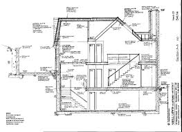 5 Bedroom Floor Plans 1 Story by House Section Plan Interior Corner Plans Dance P Hahnow