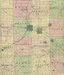 Owosso Mi Map Shia1875 Jpg
