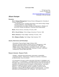 canadian resume template word resume for your job application