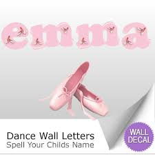 name wall letters alphabet stickers kid initial decals decor dance butterfly name wall letter stickers