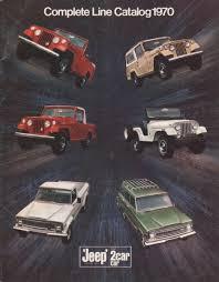 1970 jeep commando interior kaiser 1970 jeep sales brochure