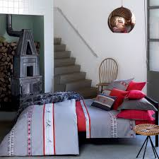 ecrins bed set printed bed sets bed linen olivier desforges