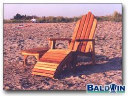 Baldwin Lawn Furniture Chairs Classic Lawn Chair - Baldwin furniture