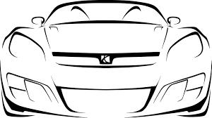 cartoon lamborghini logo car outline logo clip art library