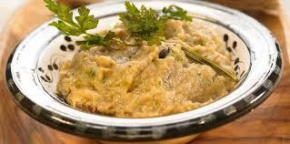 recette de cuisine minceur purée d aubergine minceur facile et pas cher recette sur cuisine
