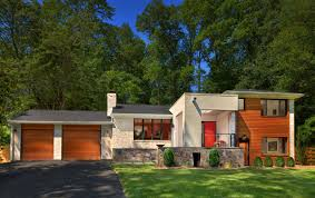 split level style homes mid century modern style houses facts history guide to