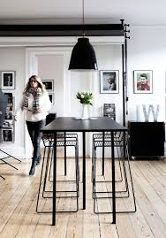 Tall Table And Chairs For Kitchen by Best 25 High Table And Chairs Ideas On Pinterest High Top Bar