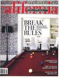 california home u0026 design magazine perfection painting inc