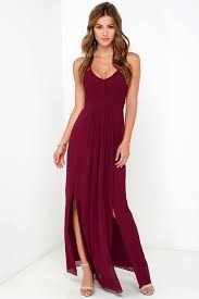 bariano dresses bariano dress maxi dress burgundy gown 295 00