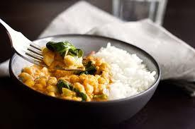 cuisiner des pois chiches curry de pois chiches express healthy vegan sans gluten et sans