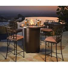 Rectangle Fire Pit Table Ow Lee Santorini 36