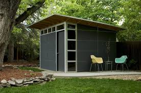 Backyard Office Kit by Diy Shed Kit Empagroup Net