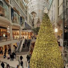 Christmas Decorations Online In Canada by Holiday Shopping In Toronto You Can U0027t Get This Online Tourism