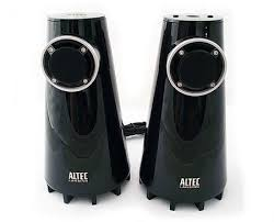 Attractive Computer Speakers Altec Lansing Expressionist Bass Fx3022 Premium Two Channel Pc