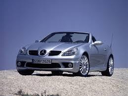 2005 mercedes benz slk 55 amg conceptcarz com
