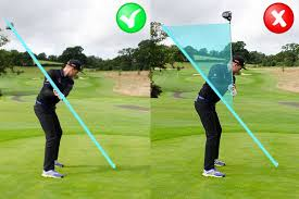 square to square driver swing are you over the top in your golf swing