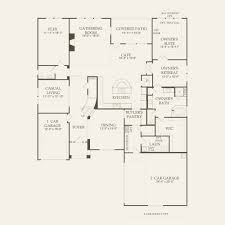 second empire floor plans empire at the preserve in cypress texas pulte