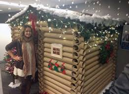 15 christmas cubicle decorating ideas to bring in some cheer new