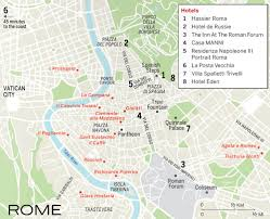 Map Of Capri Italy by Travel Guide To Rome Where To Eat Where To Stay What To Do And