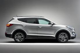 suv hyundai hyundai reveals european 2013 santa fe suv in announcing uk prices