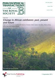 native plants in the tropical rainforest african rainforests philosophical transactions of the royal