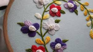 hand embroidery designs japanese stitch stitch and flower 142