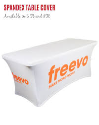 Custom Flags Online Buy Full Color Eye Catching Spandex Table Covers Online