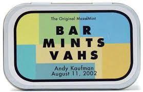 bar mitzvah party favors bar mitzvah party favor mint tins