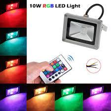 exterior led flood light bulbs aliexpress com buy free shipping super bright 10w outdoor spot led