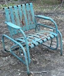 vintage metal outdoor furniture vintage metal outdoor patio tulip